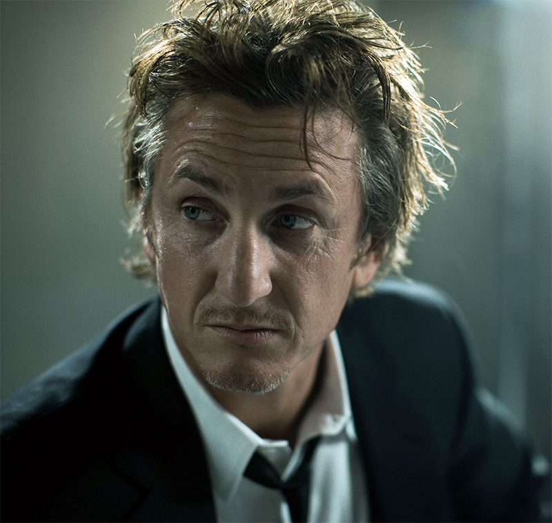 Sean Penn vai estrelar série sci-fi do criador de House of Cards