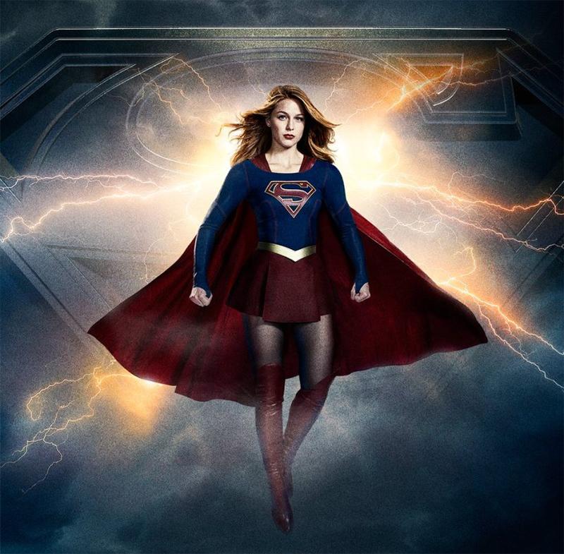 3ª temporada de Supergirl ganha pôster e data de estreia no Brasil
