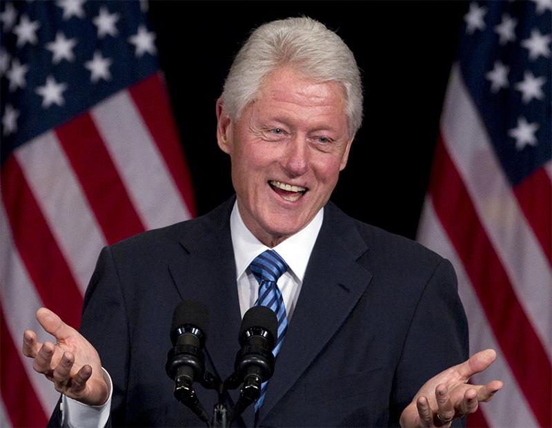 Livro de suspense de Bill Clinton vai virar série