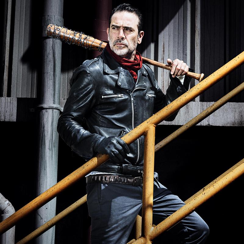 The Walking Dead vai concluir a guerra contra Negan na 8ª temporada