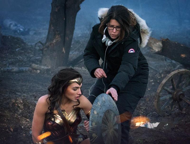 Mulher-Maravilha 2 faz de Patty Jenkins a diretora mais bem-paga de todos os tempos