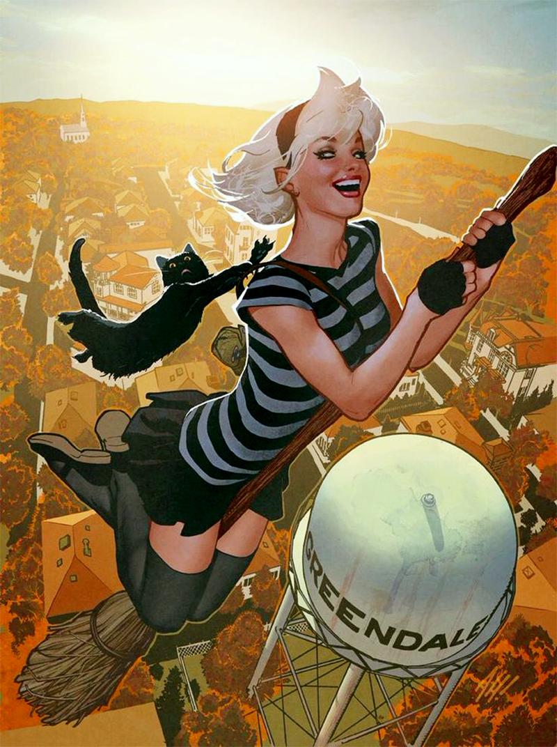 Sabrina, a aprendiz de feiticeira, pode protagonizar série de terror derivada de Riverdale