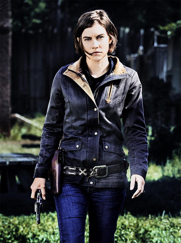 Maggie vai estender a gravidez mais longa das séries na 8º temporada de The Walking Dead