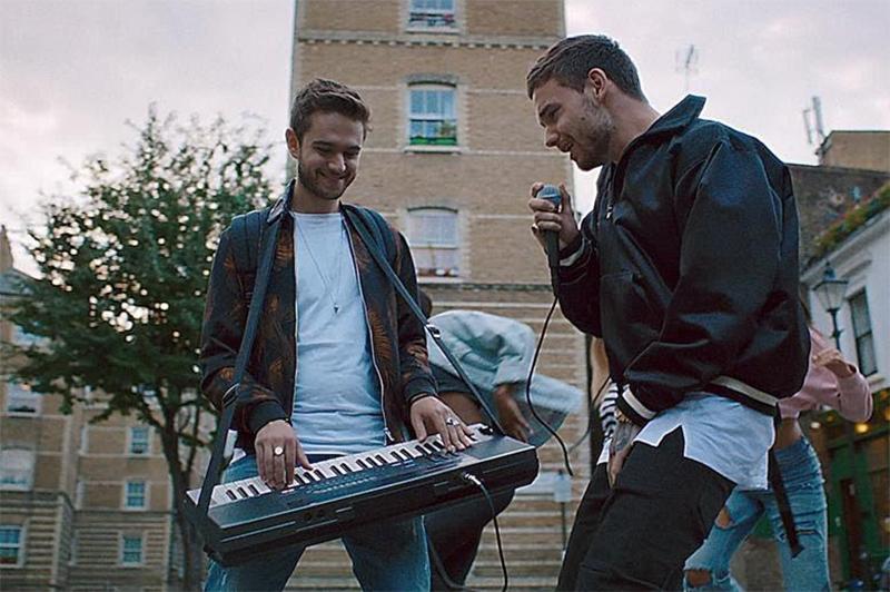 Zedd e Liam Payne do One Direction voltam a se juntar em clipe gravado nas ruas de Londres
