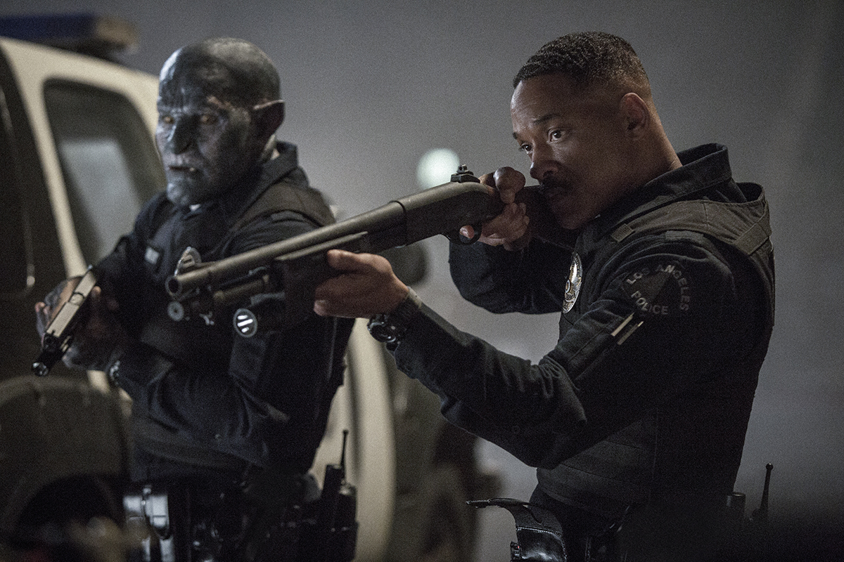 Bright: Superprodução da Netflix com Will Smith ganha novas fotos e vídeo legendado de bastidores