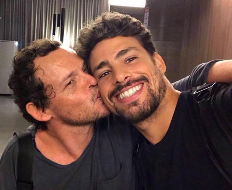 Diretor confirma cenas fortes de sexo entre Cauã Reymond e Matheus Nachtergaele no cinema
