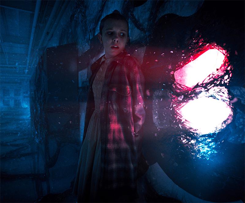 Cena inédita de Stranger Things mostra como Eleven consegue fugir do Mundo Invertido