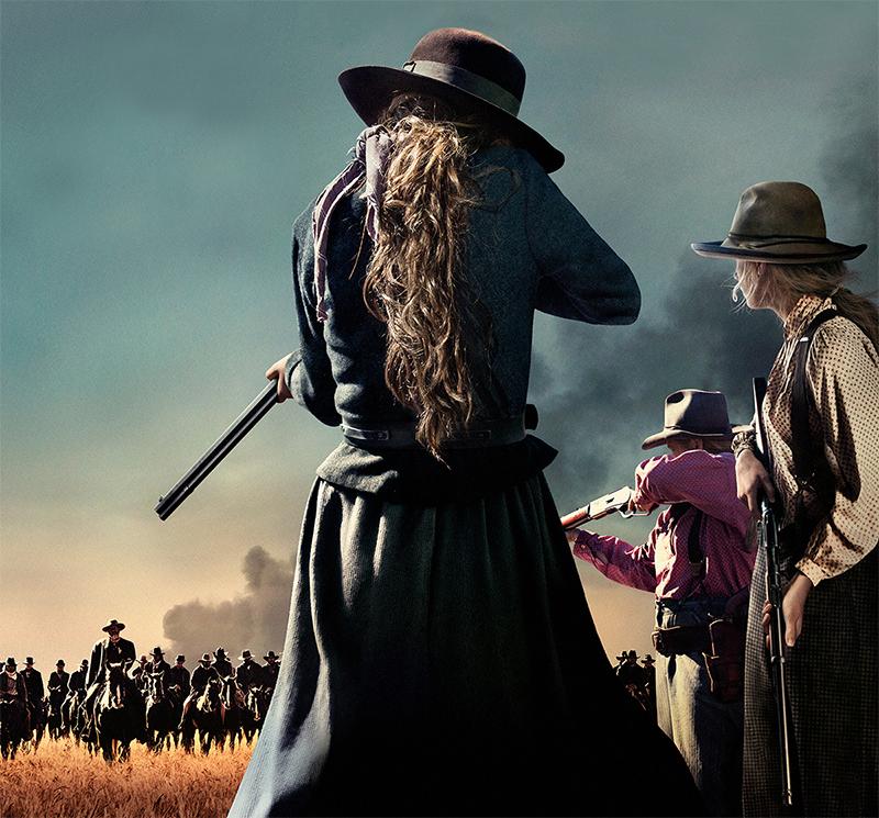 Godless: Série western com Jeff Daniels e Michelle Dockery ganha primeiro teaser