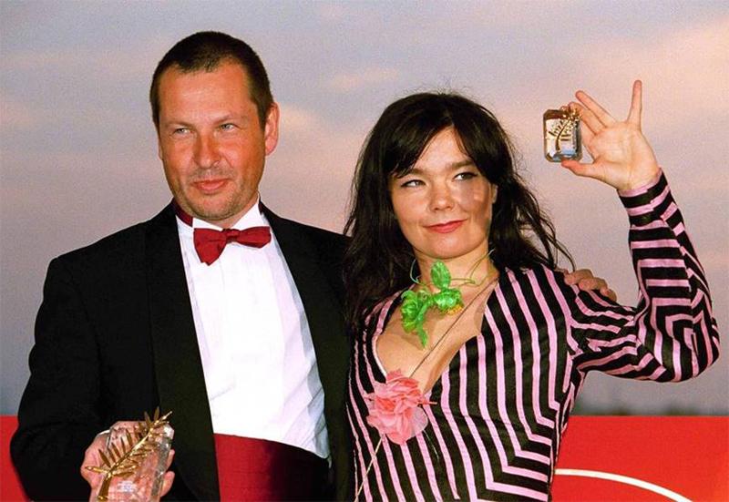 Lars von Trier nega ter assediado Björk e elogia sua atuação em Dançando no Escuro