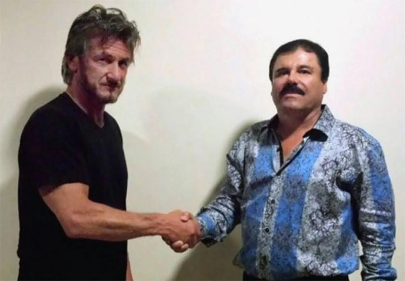 Sean Penn tentou barrar série documental Quando Conheci El Chapo, recém-lançada na Netflix