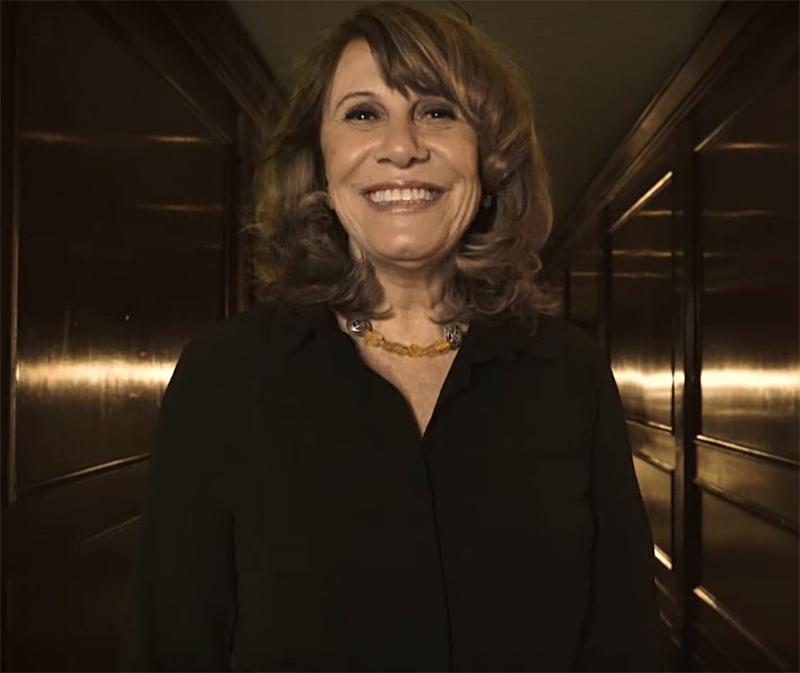 Renata Sorrah volta a viver Nazaré em comercial do suspense Assassinato no Expresso do Oriente