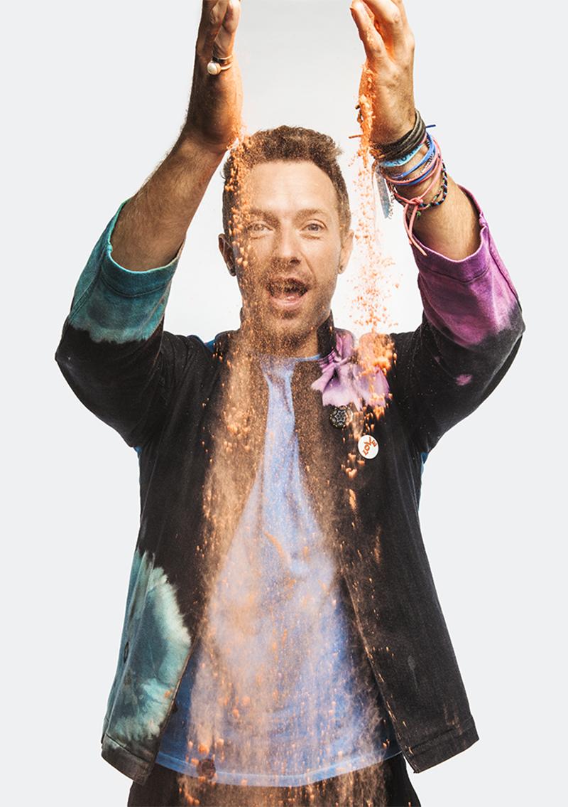 Cantor da banda Coldplay fará participação na série Modern Family