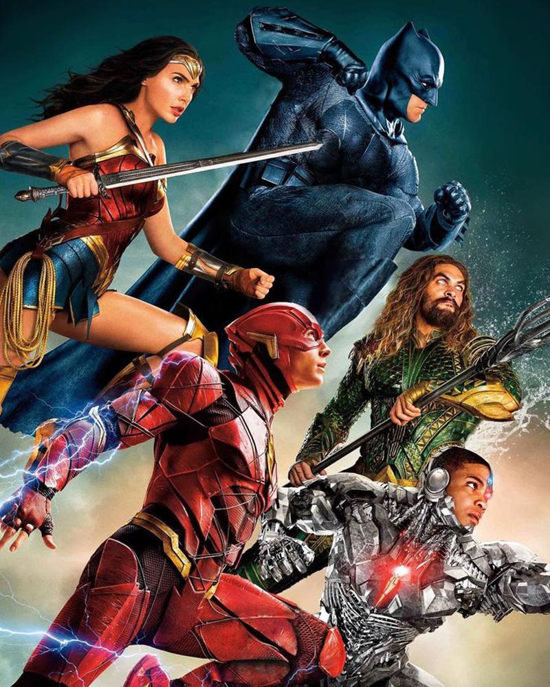 Zack Snyder revela como convenceu a Warner a lançar sua versão de Liga da Justiça