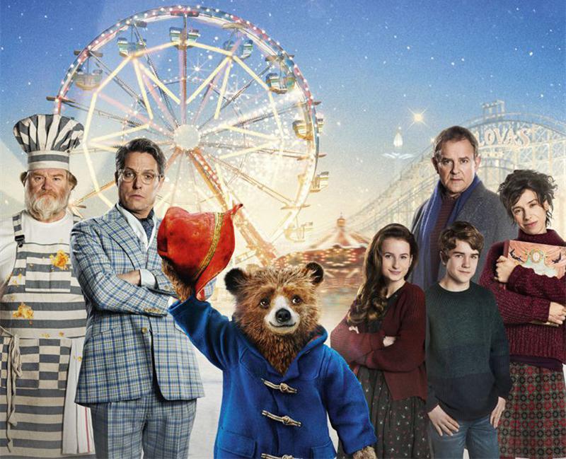 As Aventuras de Paddington 2 ganha novos pôsteres e seu primeiro trailer americano