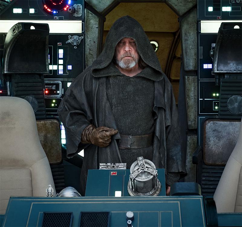 Star Wars: Os Últimos Jedi revela 10 fotos novas