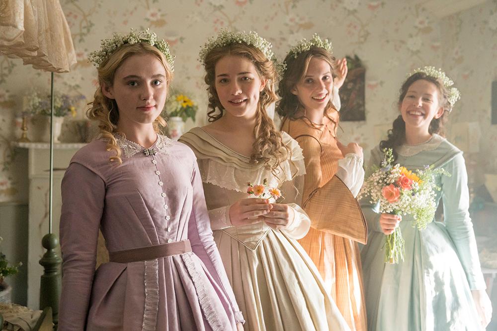 Trailer e cena da minissérie Little Women apresentam estreia da filha de Uma Thurman e Ethan Hawke
