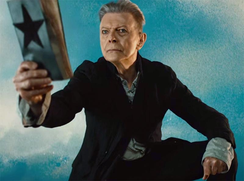 Documentário sobre os últimos anos de David Bowie ganha trailer