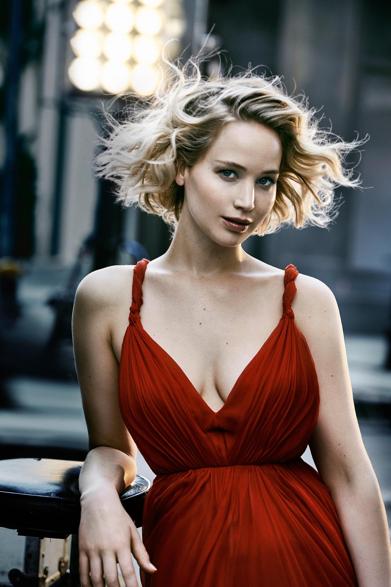 Jennifer Lawrence vai estrelar próximo filme do diretor de Me Chame pelo Seu Nome