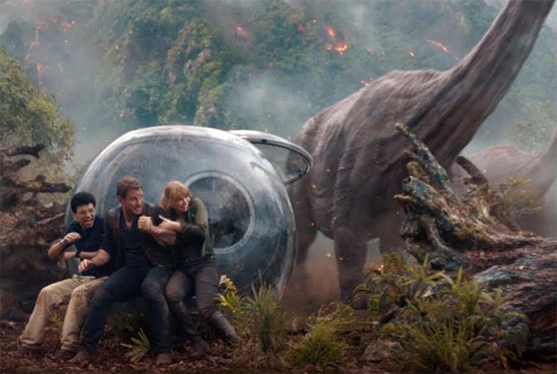 Deu certo! Universal muda o título da continuação de Jurassic World no Brasil