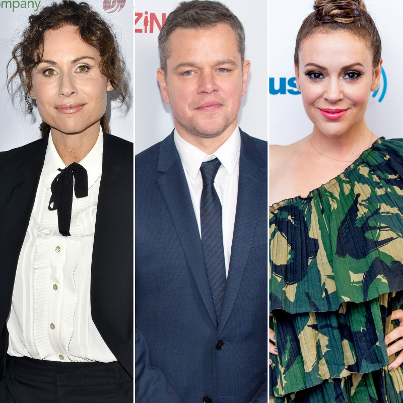 Matt Damon recebe lição de moral de atrizes após declarações polêmicas sobre assédio sexual