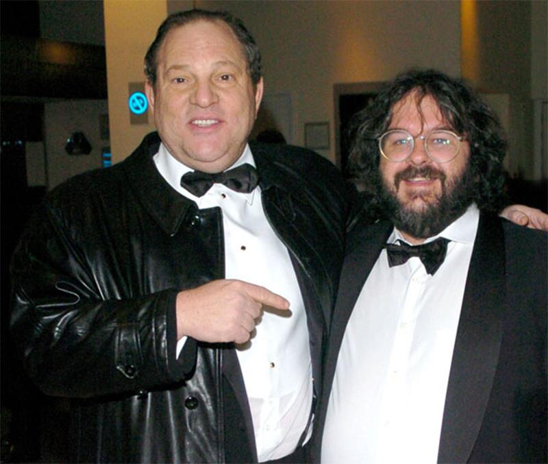 Peter Jackson diz que Weinstein proibiu Ashley Judd e Mira Sorvino em O Senhor dos Anéis, confirmando lista negra