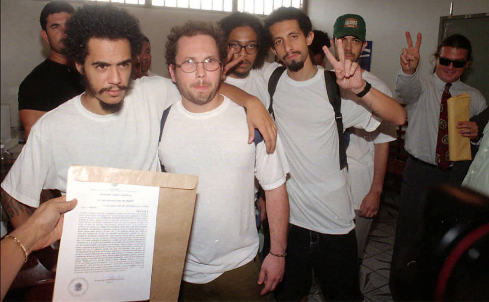 Planet Hemp disponibiliza documentário sobre os 20 anos de sua prisão