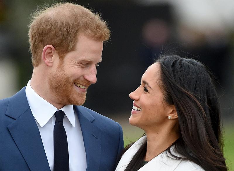 Casamento do príncipe Harry e Meghan Markle ganha data oficial