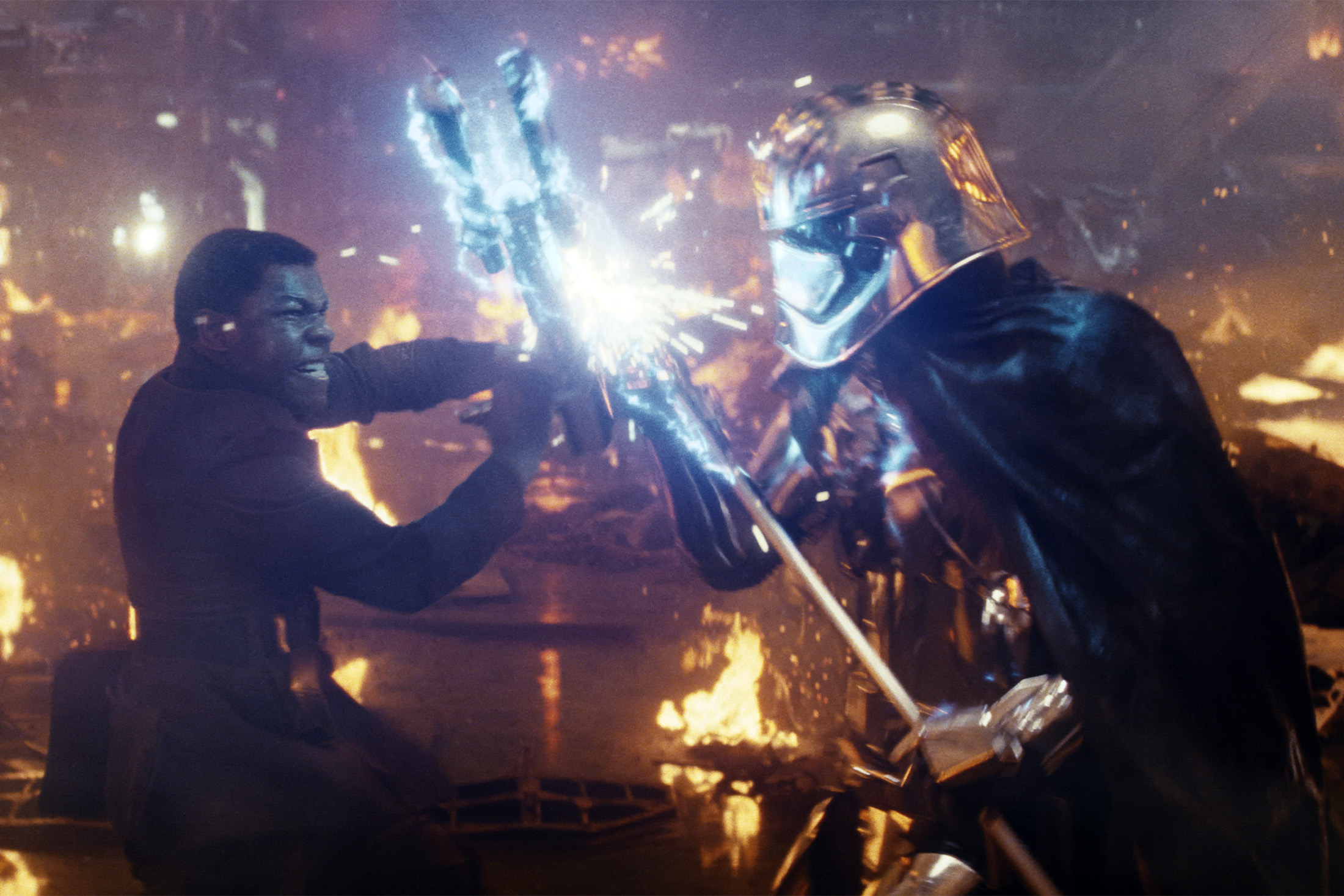 Star Wars: Os Últimos Jedi tem segunda maior pré-estreia de todos os tempos nos EUA
