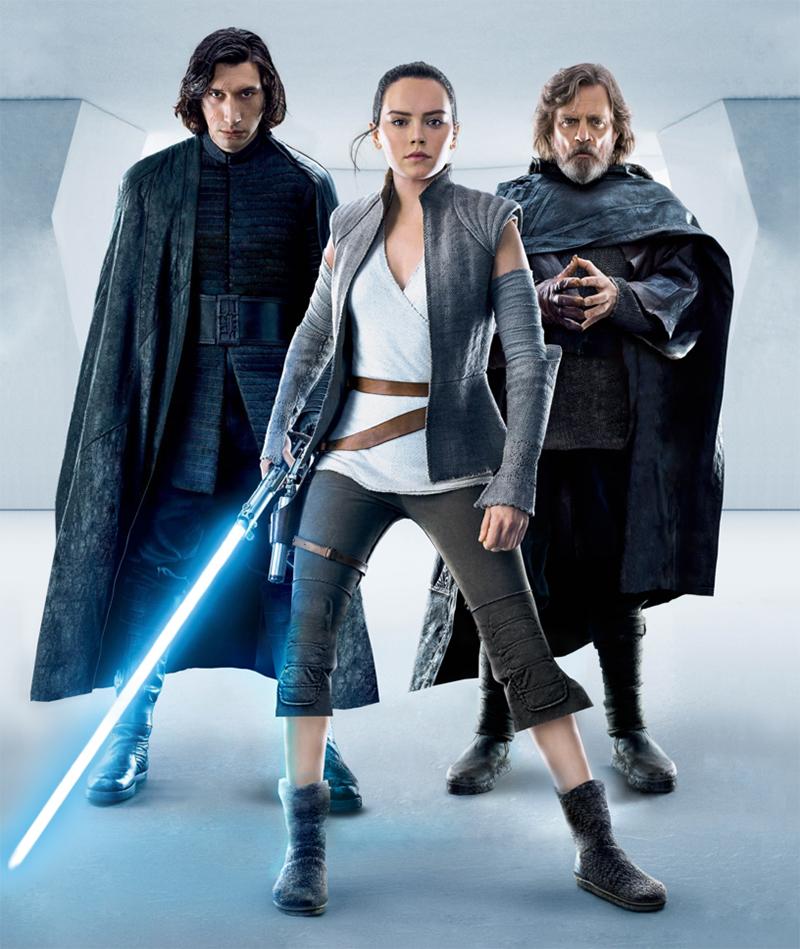 Star Wars: Os Últimos Jedi estreia com segunda maior bilheteria da história na América do Norte
