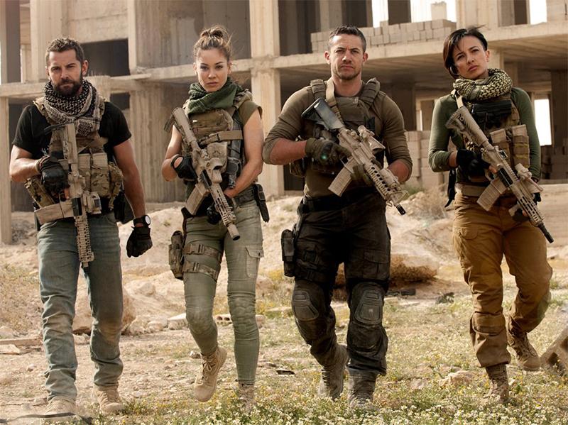 Reboot da série de ação Strike Back ganha primeiro trailer