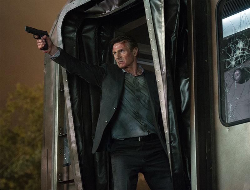 Liam Neeson volta à ação em novo trailer de filme do diretor de Sem Escalas