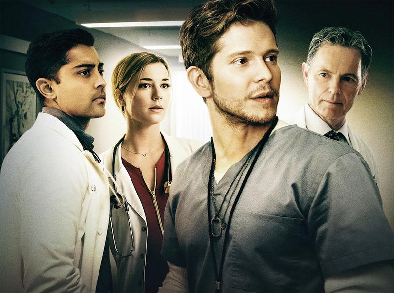 The Resident: Série médica com atriz de Revenge estreia com ótima audiência nos EUA