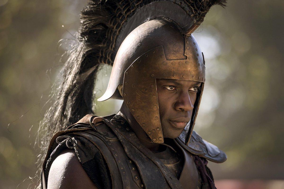 Série sobre a guerra de Troia lidera audiência e vira polêmica racial no Reino Unido