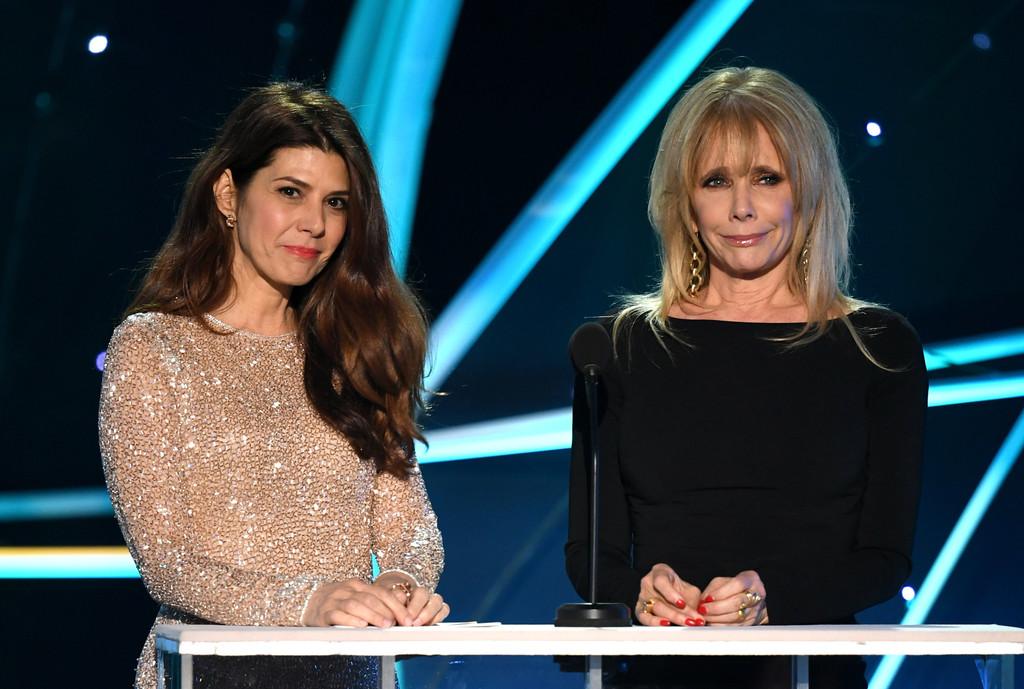 SAG Awards: Premiação do sindicato presta homenagem a atores que denunciaram assédio