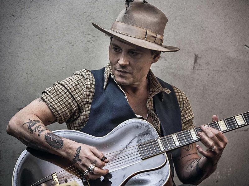 Johnny Depp vai produzir série sobre estúdio musical lendário dos anos 1960