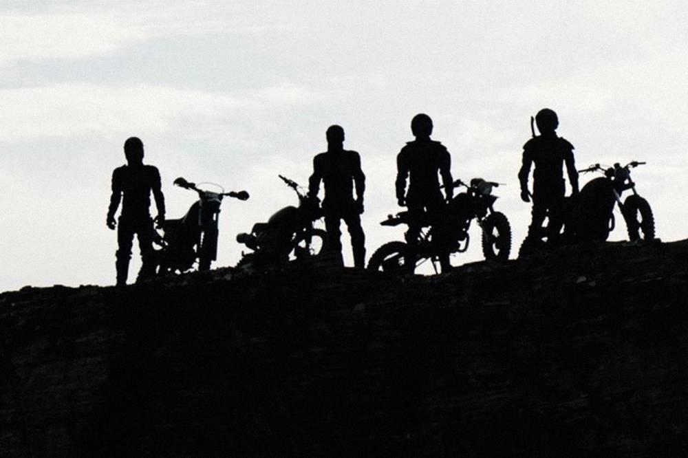 Motorrad: Terror brasileiro com motoqueiros assassinos ganha trailer sangrento