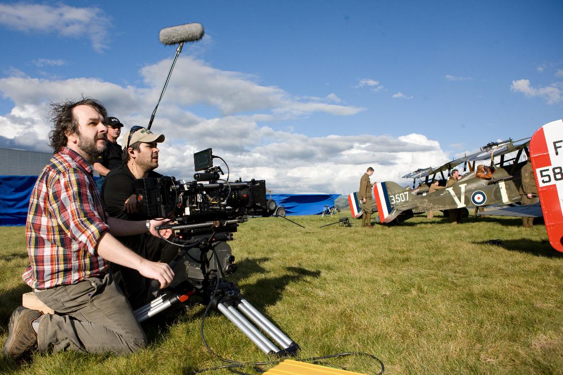 Peter Jackson vai dirigir documentário 3D sobre a 1ª Guerra Mundial