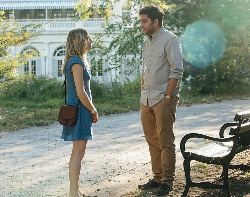 Zosia Mamet vira vizinha do ex-namorado em trailer de romance indie