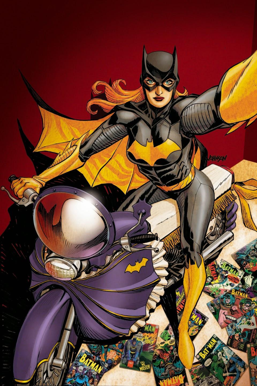Roteiristas dos quadrinhos de Batgirl viram opção para escrever o filme da heroína