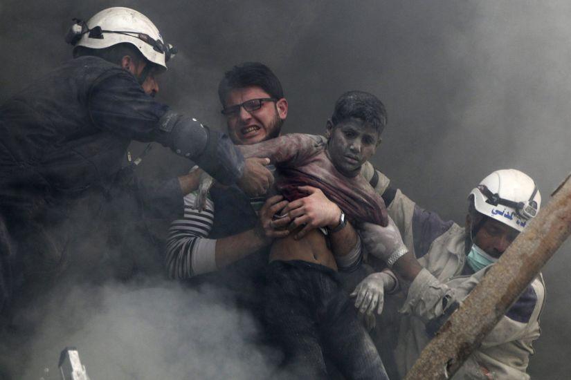 Equipe de filme sírio indicado ao Oscar 2018 é impedida de viajar aos Estados Unidos
