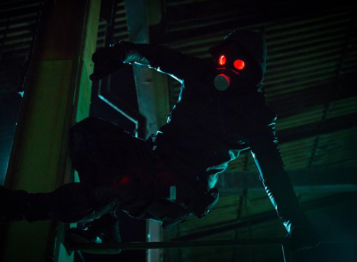 Filme de super-herói brasileiro, O Doutrinador ganha primeiras imagens
