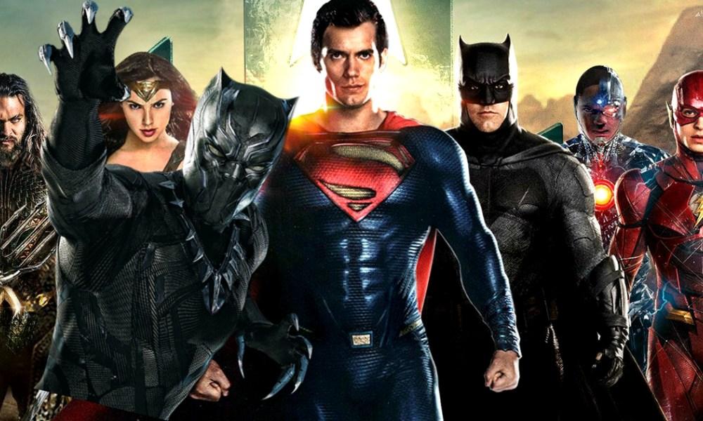 Pantera Negra supera bilheteria da Liga da Justiça e é repercutido por cineastas ligados à DC Comics