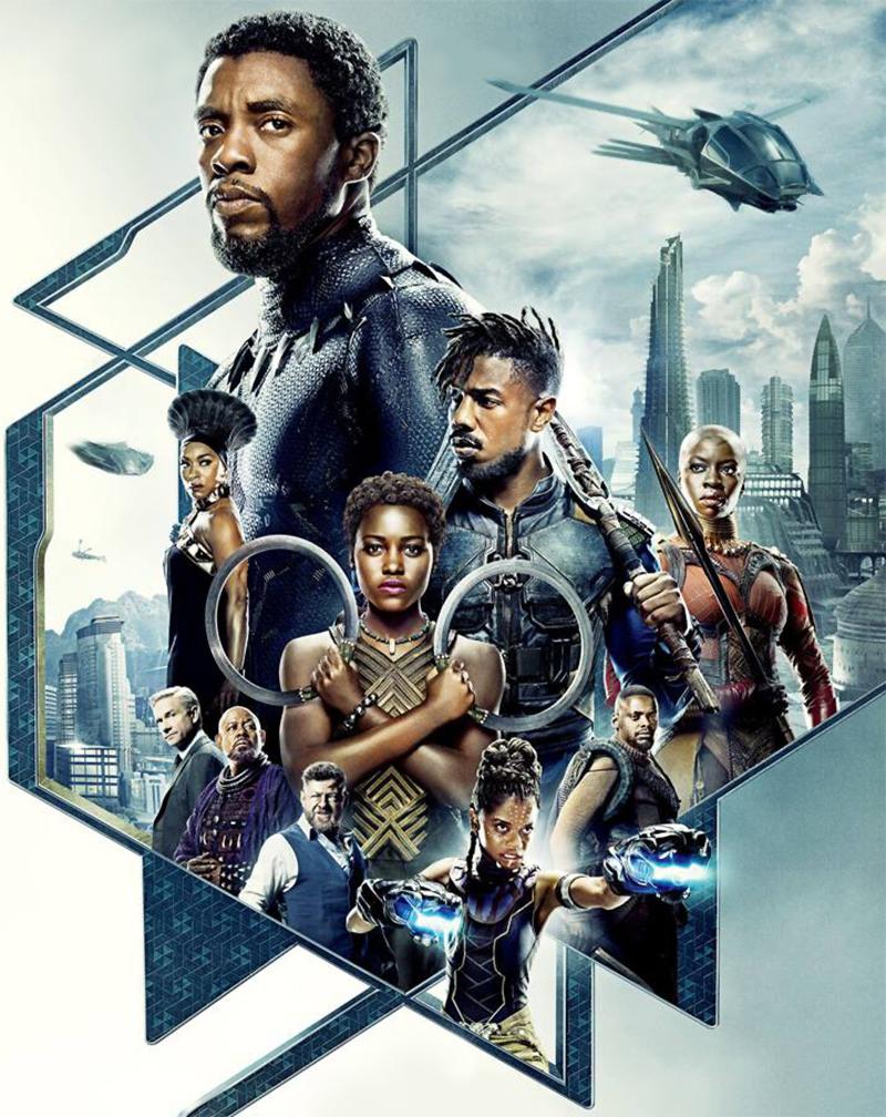 Pantera Negra vira o filme mais comentado da história do Twitter