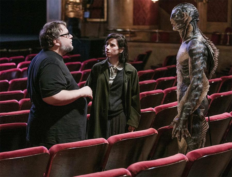 Guillermo Del Toro nega que A Forma da Água seja plágio