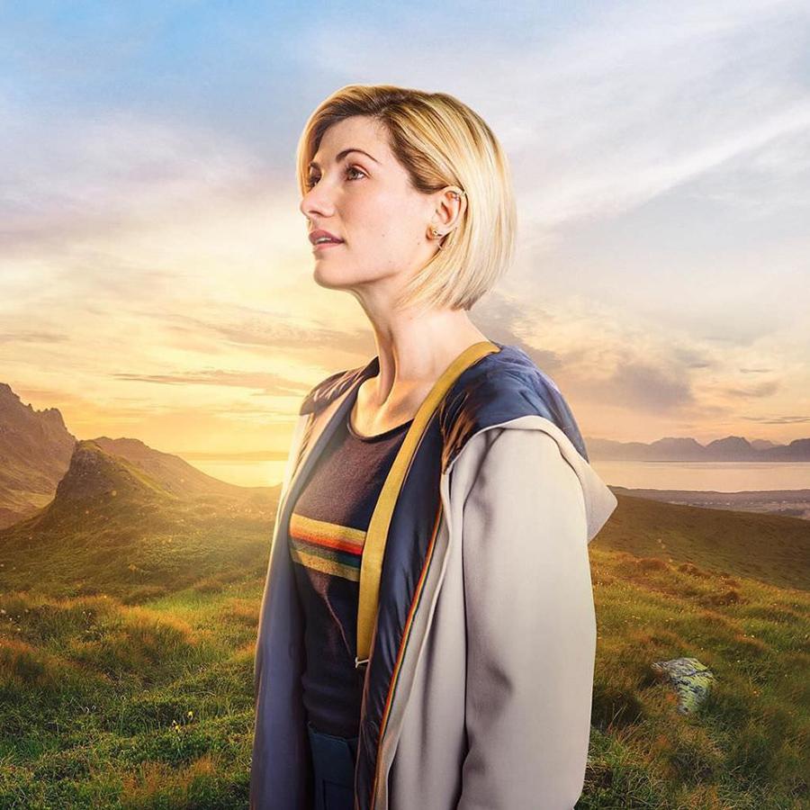 Pôsteres e vídeo revelam novo logo da série Doctor Who