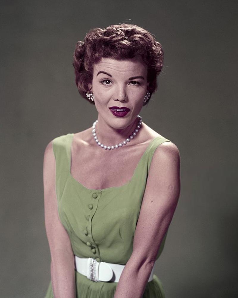 Nanette Fabray (1920 – 2018)
