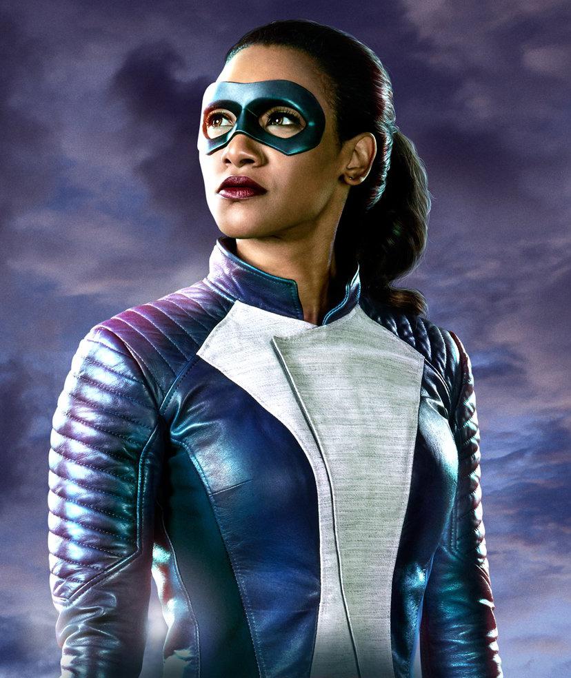 The Flash: Novo pôster da série revela que Iris vai virar super-heroína