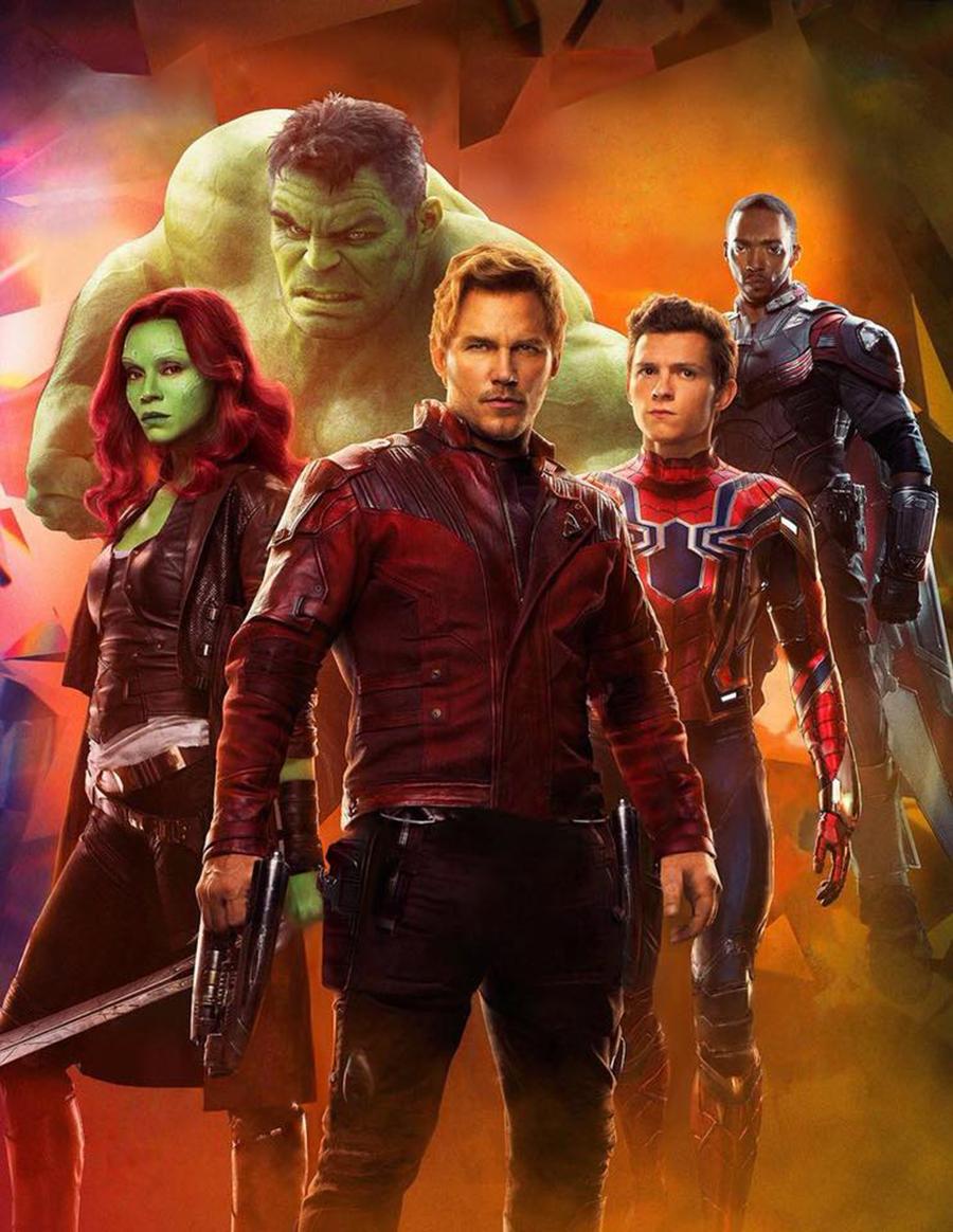 Vídeos destacam pioneirismo das filmagens em Imax de Vingadores: Guerra Infinita