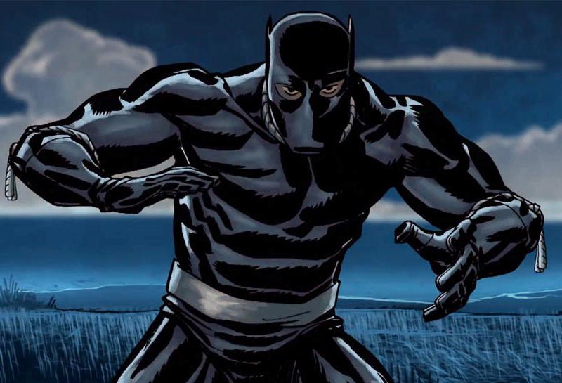 Marvel libera série animada do Pantera Negra completa na internet
