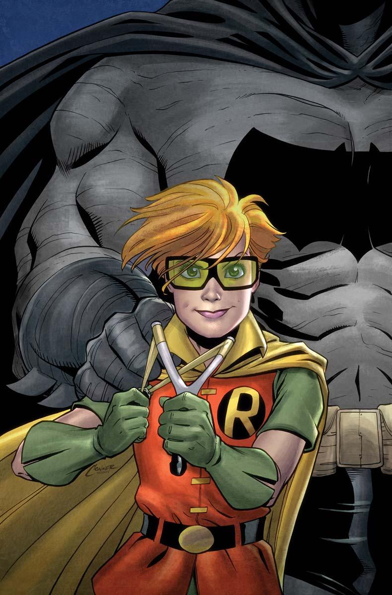 Frank Miller volta à DC Comics para escrever Superman: Ano Um e graphic novel da sua Robin
